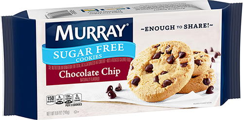 Murray® Sugar Free Chocolate Chip Cookies